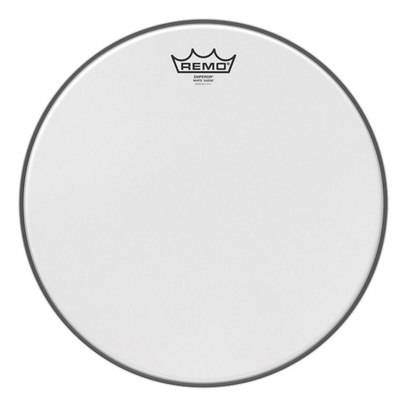 BE-0810-WS- EMPEROR®, WHITE SUEDE™, 10` Diameter