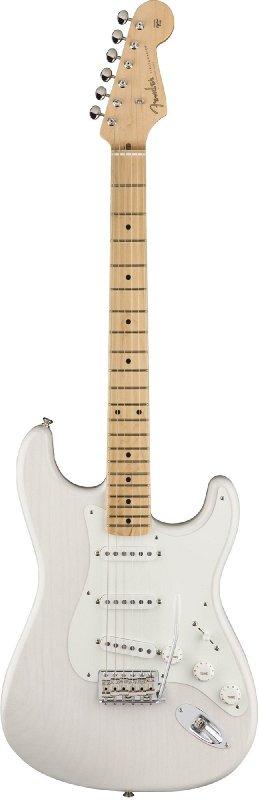 American Original `50s Stratocaster®, Maple Fingerboard, White Blonde