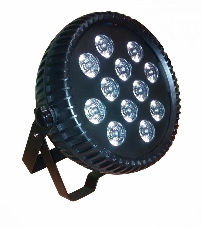 Light PSL-PAR 126 PL RGBWAUV