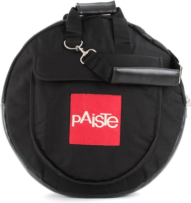 BAGS & CASES 24 PROFESSIONAL CYMBAL BAG BLACK