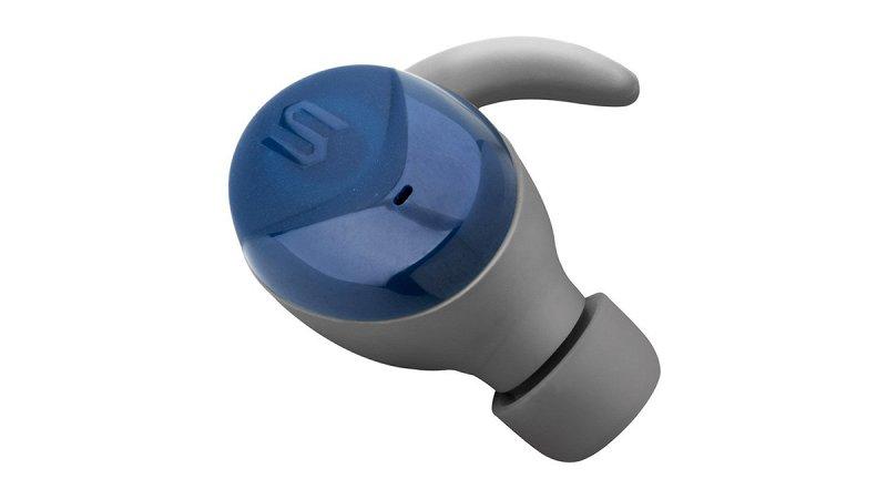 Вставные беспроводные наушники. Bluetooth 5.0, частотный диапазон 20 Гц - 20 кГц, чувствительность 91 дБ, сопр