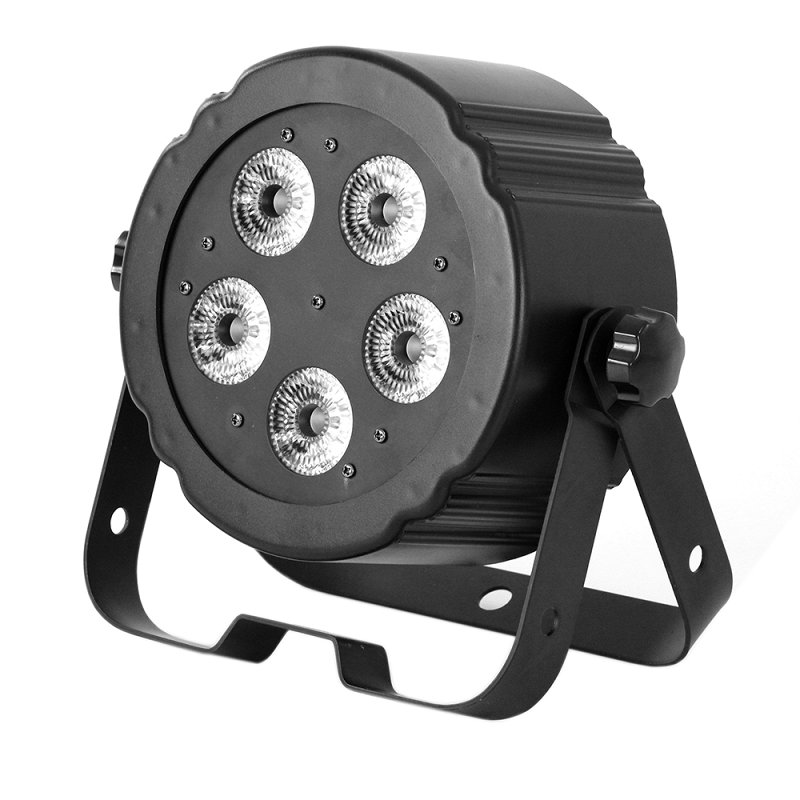 LED SPOT54 - светодиодный прожектор, 5 х 5 Вт RGBW мультичип, DMX
