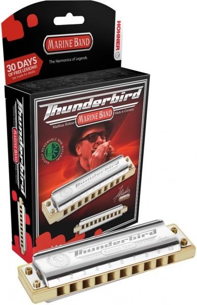Marine Band Thunderbird Low F (M201116X)