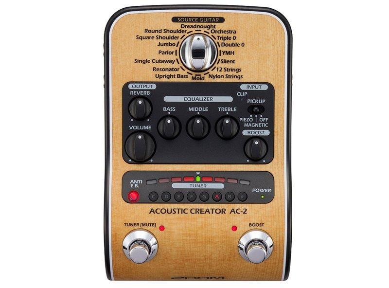 AC-2 Процессор для акустической гитары