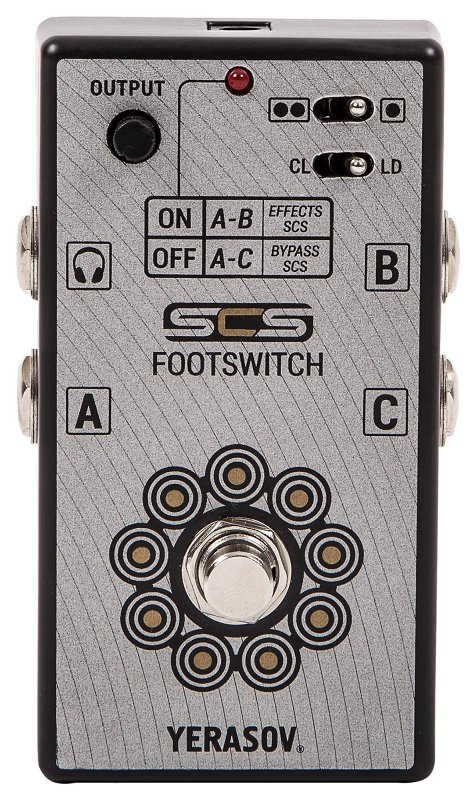 FS-12 FOOTSWITCH