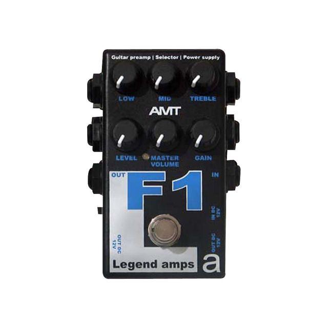 F-1 Legend Amps Гитарный предусилитель F1