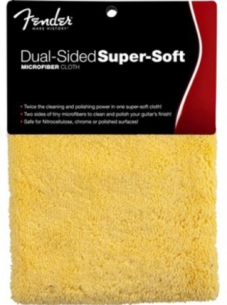 Super-Soft Dual-Sided Microfiber Cloth