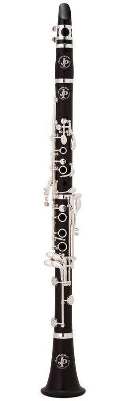 JP221 Кларнет Bb студенческий, корпус - ABS-пластик, посеребренные механизмы, В комплект входит футляр с плечевым ре