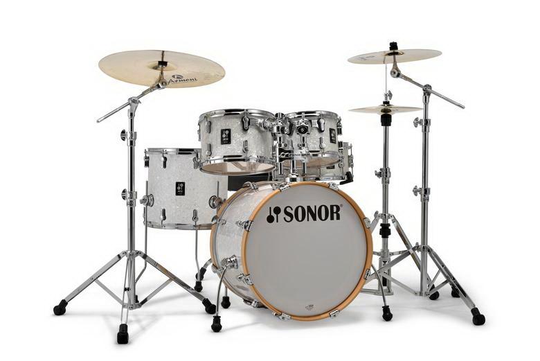 17503035 AQ2 Studio Set WHP 17335 Барабанная установка, белая