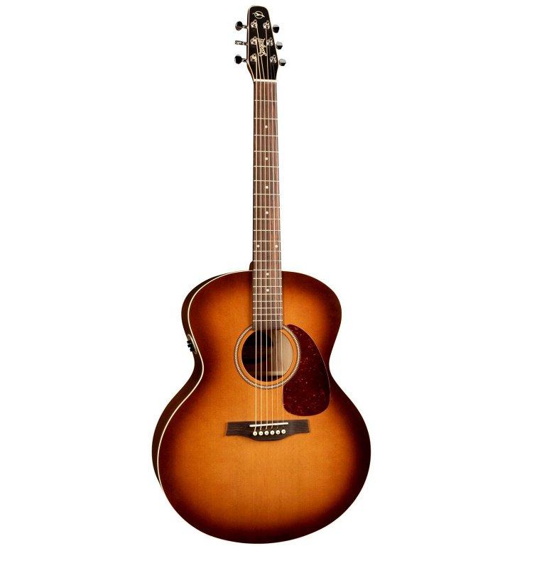 32907 Entourage Rustic Mini-Jumbo QIT Электро-акустическая гитара