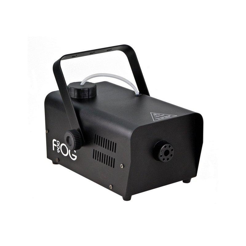FOG900 - Генератор дыма 850Вт. Кабель ДУ-X1 Беспроводной пульт ДУ