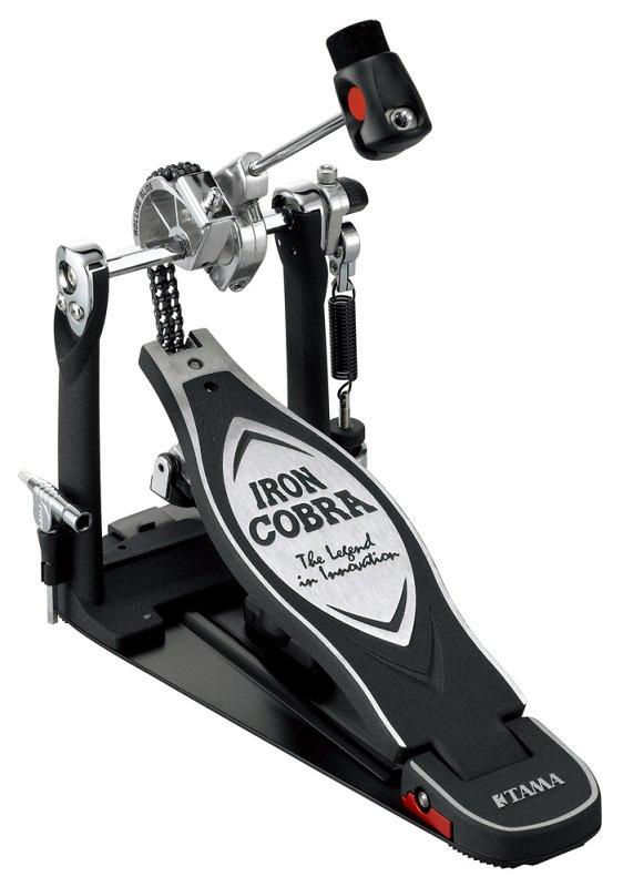 HP900RN IRON COBRA DRUM PEDAL W/CASE