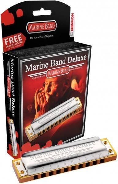 Marine Band Deluxe 2005/20 C (M200501X)