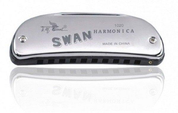 SW1020-15G Губная гармошка диатоническая