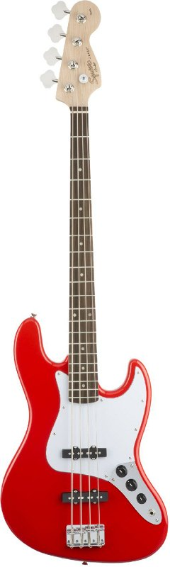 SQUIER AFFINITY J BASS RCR