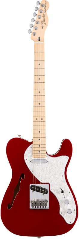 FENDER DLX TELE THINLINE MN CAR