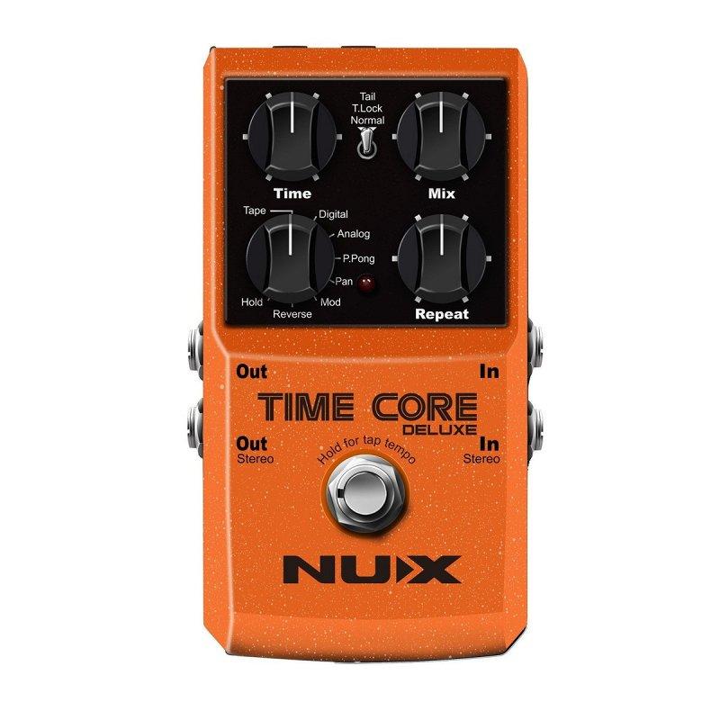 Time-Core-Deluxe Time-Core-Deluxe Педаль эффектов
