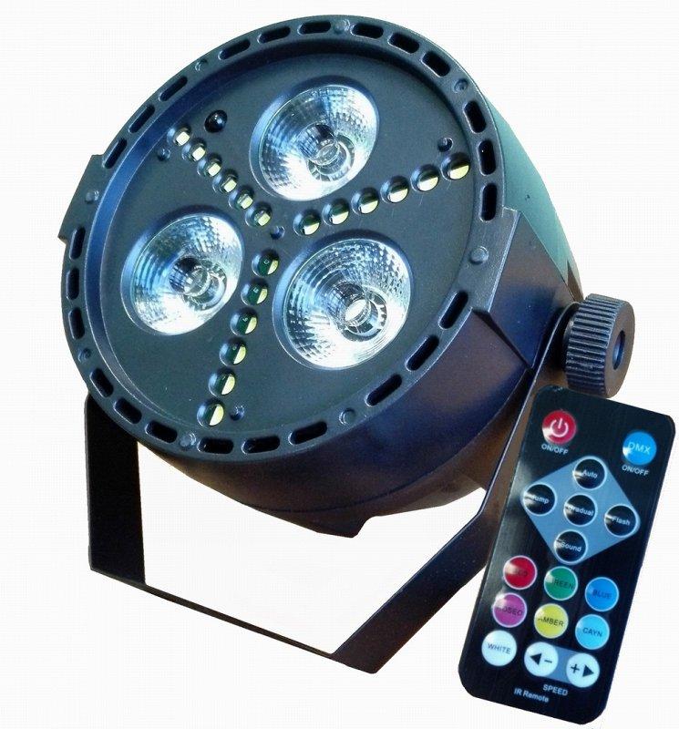 Light Mini PAR LED 3 St IR Сверх компактный светодиодный прожектор