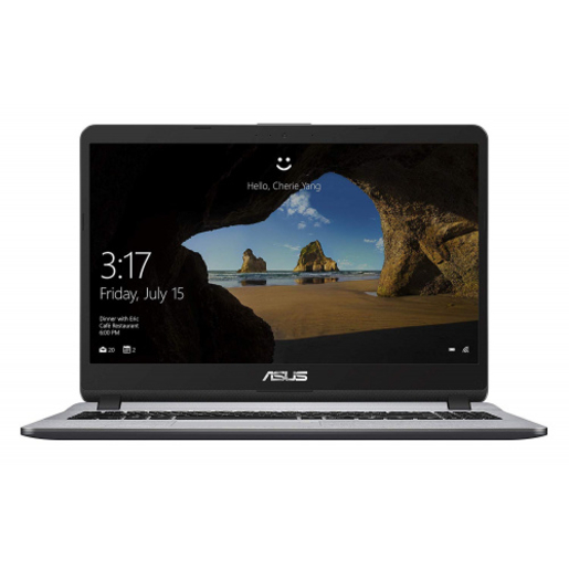 ASUS X507UF-EJ503 BTS19 15.6`FHD/INTEL CORE I3-7020U/6GB/1TB/GF MX130 2GB/OC ENDLESS/STARY GREY