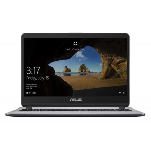 ASUS X507UF-EJ503 BTS19 15.6`FHD/INTEL CORE I3-7020U/6GB/1TB/GF MX130 2GB/OC ENDLESS/STARY GREY
