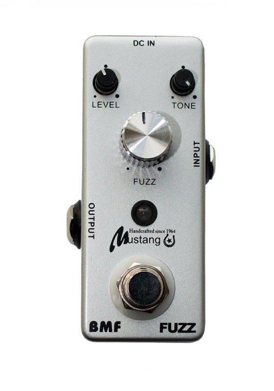 TC-18 гитарная педаль эффекта Fuzz Distortion/корпус металл