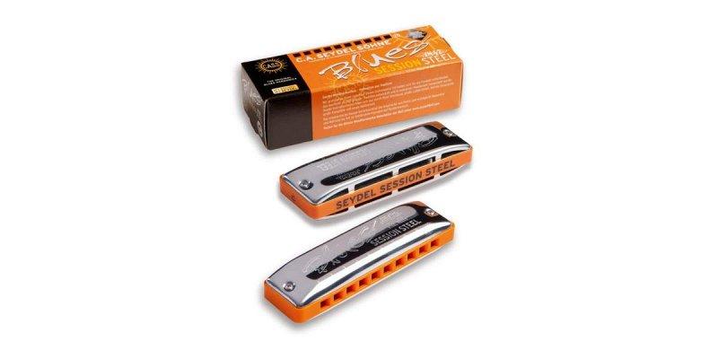 10314G Session Steel Harmonic Minor G Губная гармошка