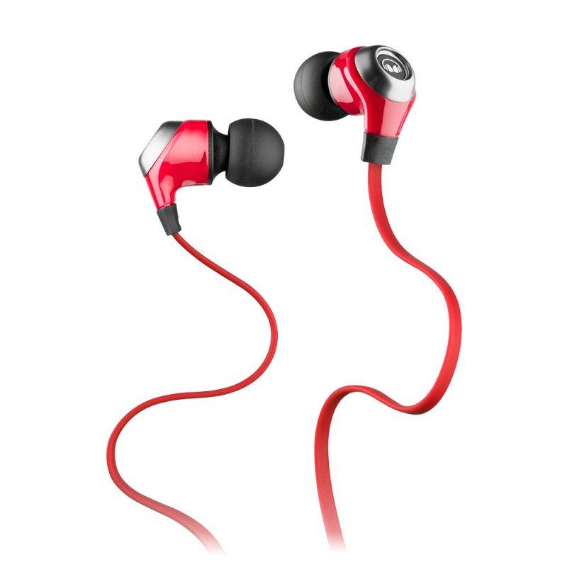 N-Lite In-Ear (Red), MONSTER, Закрытые  - купить со скидкой