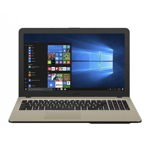 ASUS X540BA-GQ202T 15.6`HD/AMD A9-9425/8GB/1TB/AMD RADEON R5/NOODD/WINDOWS 10 HOME/CHOCOLATE BLACK