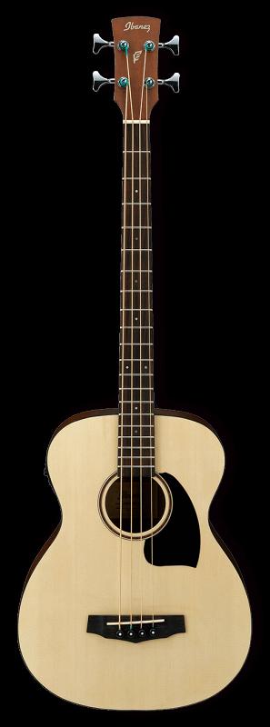 PCBE12-OPN, акустическая бас-гитара