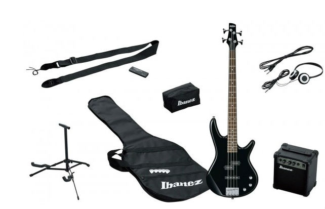 IJSR190U BASS JUMPSTART BLACK