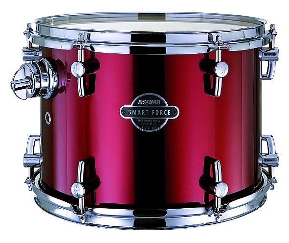 17330111 SMF 11 0807 TT 11228 Smart Force Том-барабан 8`` x 7``, красный
