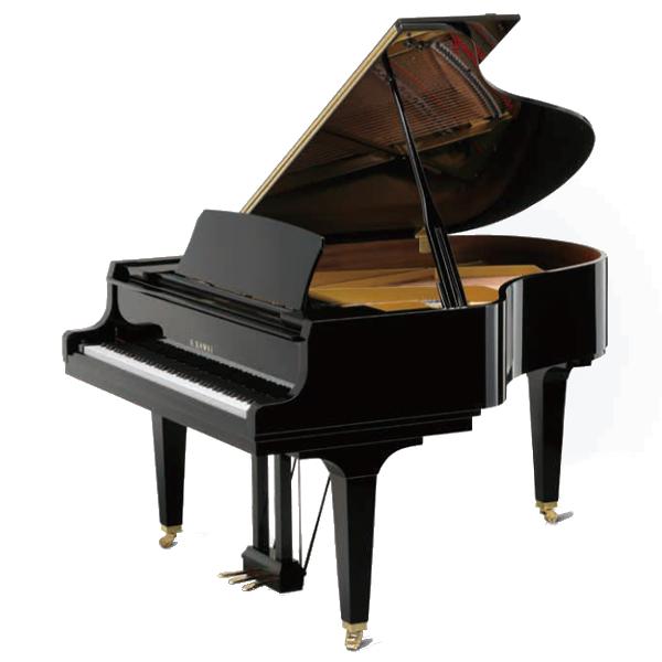 GL-40 M/PEP рояль/Длина180см/черный полированный/покрытие клавиш акрил/фенол