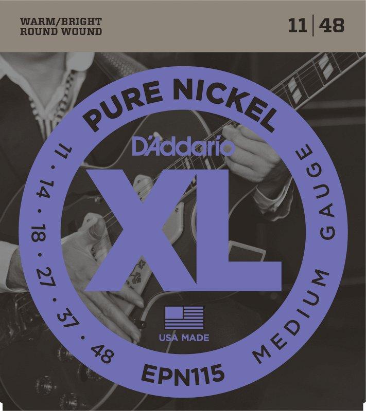 EPN115 PURE NICKEL BLUES/JAZZ ROCK 11-48