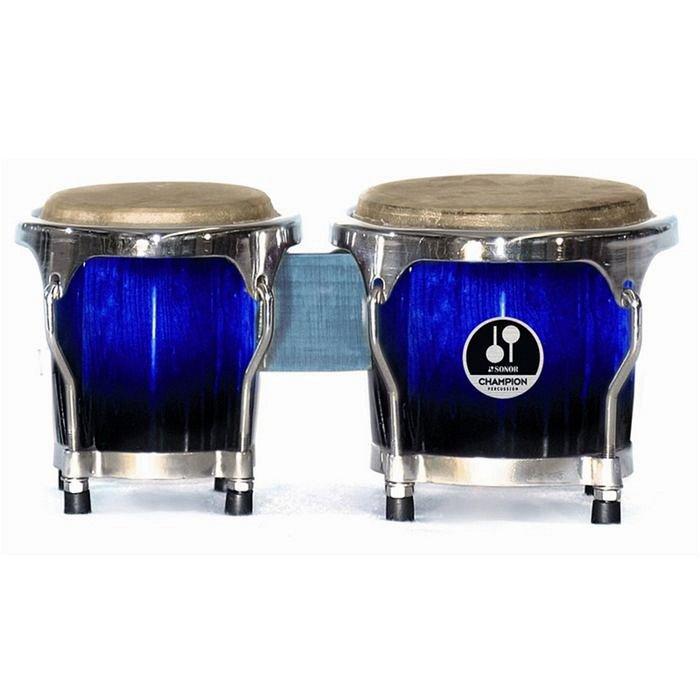 90500643 Champion Mini Bongo CMB 45 BBHG Бонго 4`` – 5``, синий санберст