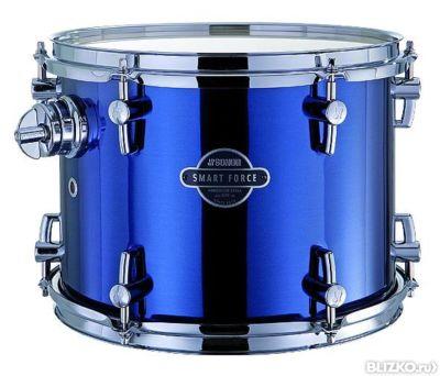 17330108 SMF 11 0807 TT 13004 Smart Force Том-барабан 8`` x 7``, синий