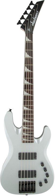 X Series Signature David Ellefson Concert™ Bass CBX V, Dark Rosewood Fingerboard, Quicksilver