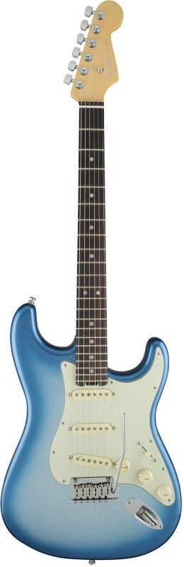 American Elite Stratocaster®, Ebony Fingerboard, Sky Burst Metallic