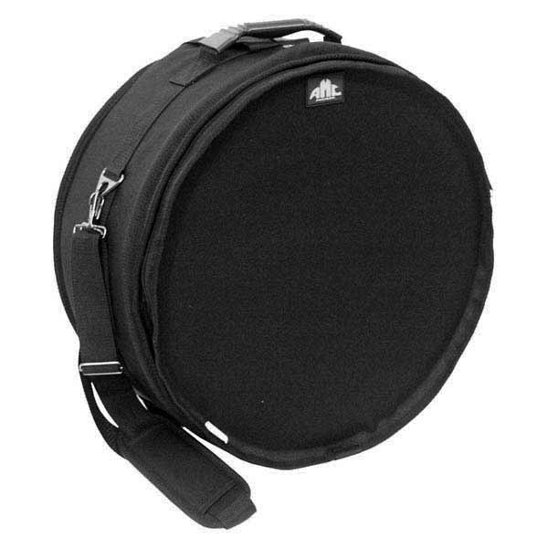 """БрМ2-3,5-14in Чехол для малого барабана. Полужесткий, уплотнитель 15мм, искусственный войлок, круглый карман 14"""", можно носи"""