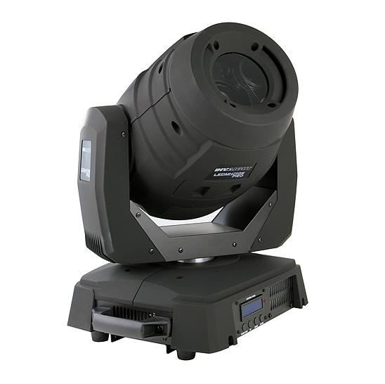 LED MH250S PRO - LED вращающаяся голова, белые светодиоды 225 Вт (Luminus Device), DMX512