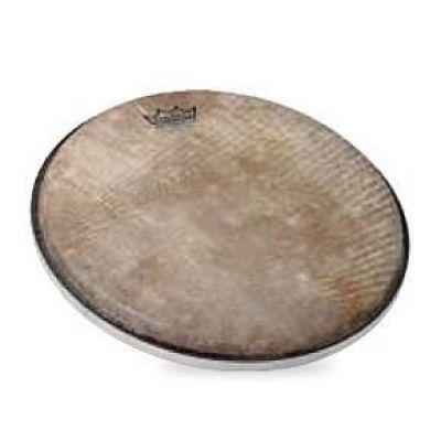 BD-0009-00-SD001 Doumbek Drumhead, R Series, SKYNDEEP®, 9` Diameter, 1/2` Collar, Wide Hoop, `Fish Skin` Graphic
