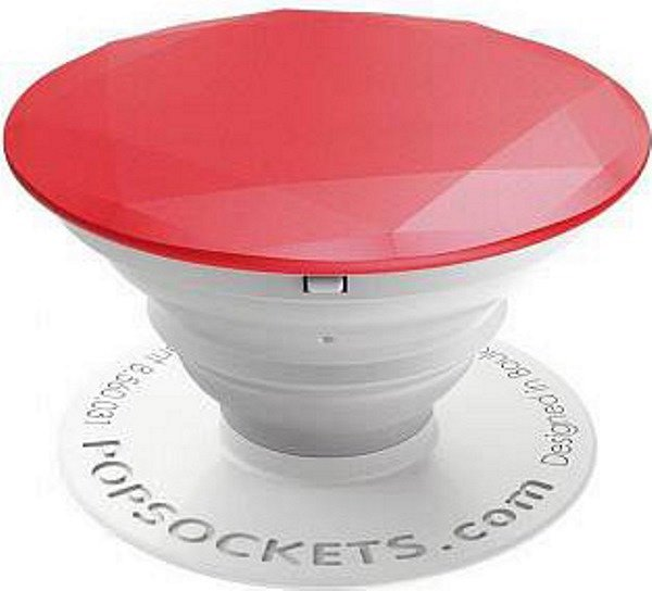 POPSOCKETS 101677 (RED METALLIC DIAMOND)