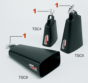TSC4 SONIC COWBELL 4.