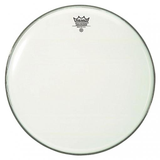 BA-0213-00- AMBASSADOR®, SMOOTH WHITE™, 13` Diameter, REMO  - купить со скидкой