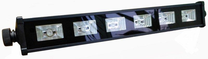 Light Led Bar UV6 Светодиодный ультрафиолетовый светильник