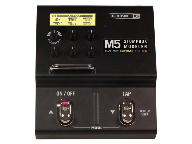 M5 Stompbox modeller