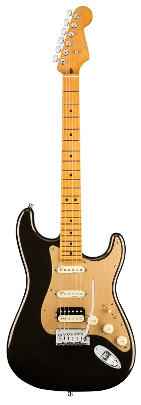 American Ultra Stratocaster® HSS, Maple Fingerboard, Texas Tea фото