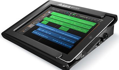 Аудио Миди интерфейс для iPhone, iPod touch и iPad